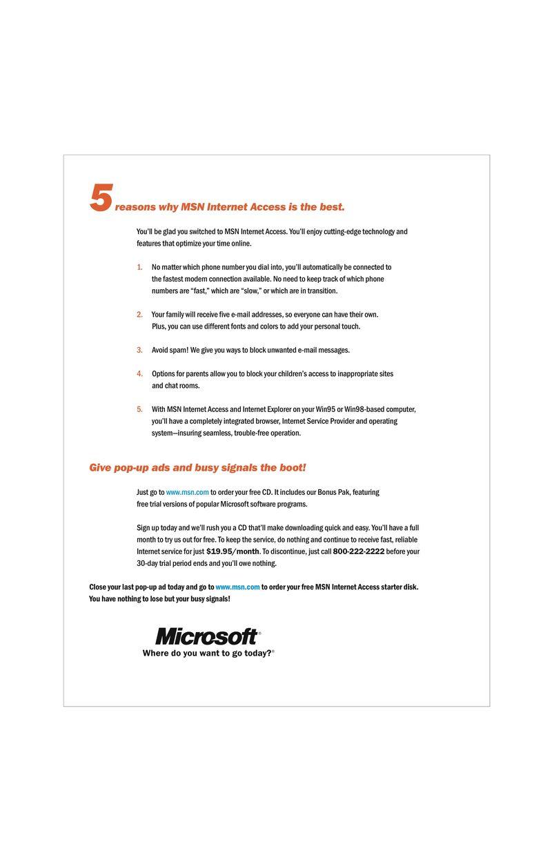 Microsoft, pop, pop, pop page 2